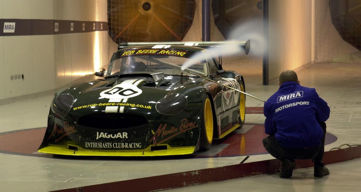 Avec ses 750 ch, cette Jaguar Type E est la plus rapide du monde