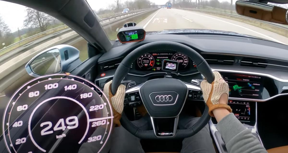 La nouvelle Audi RS7 testée en conditions réelles, alors ça donne quoi ?