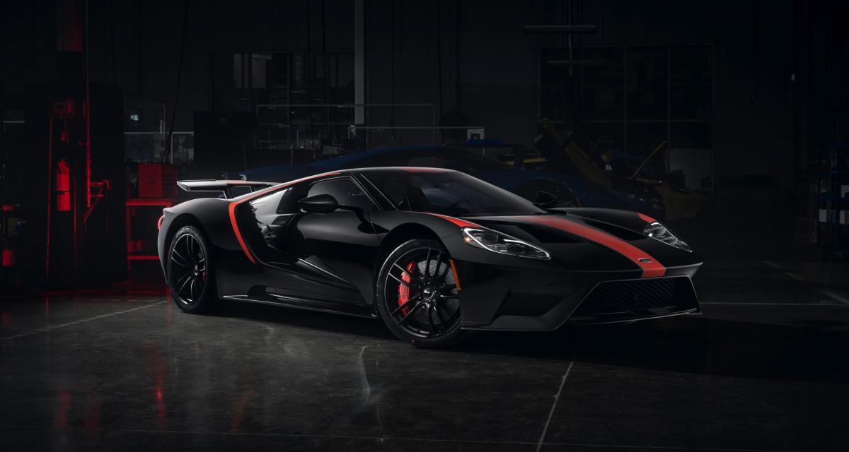 Ford GT Studio Collection : personnalisation poussée pour la supercar américaine