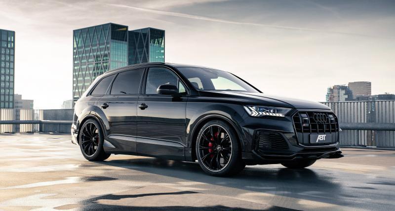 ABT prépare du lourd pour le dernier Audi SQ7 TFSI