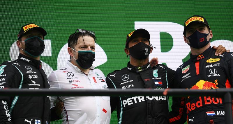 F1 : le salaire des pilotes pour la saison 2021