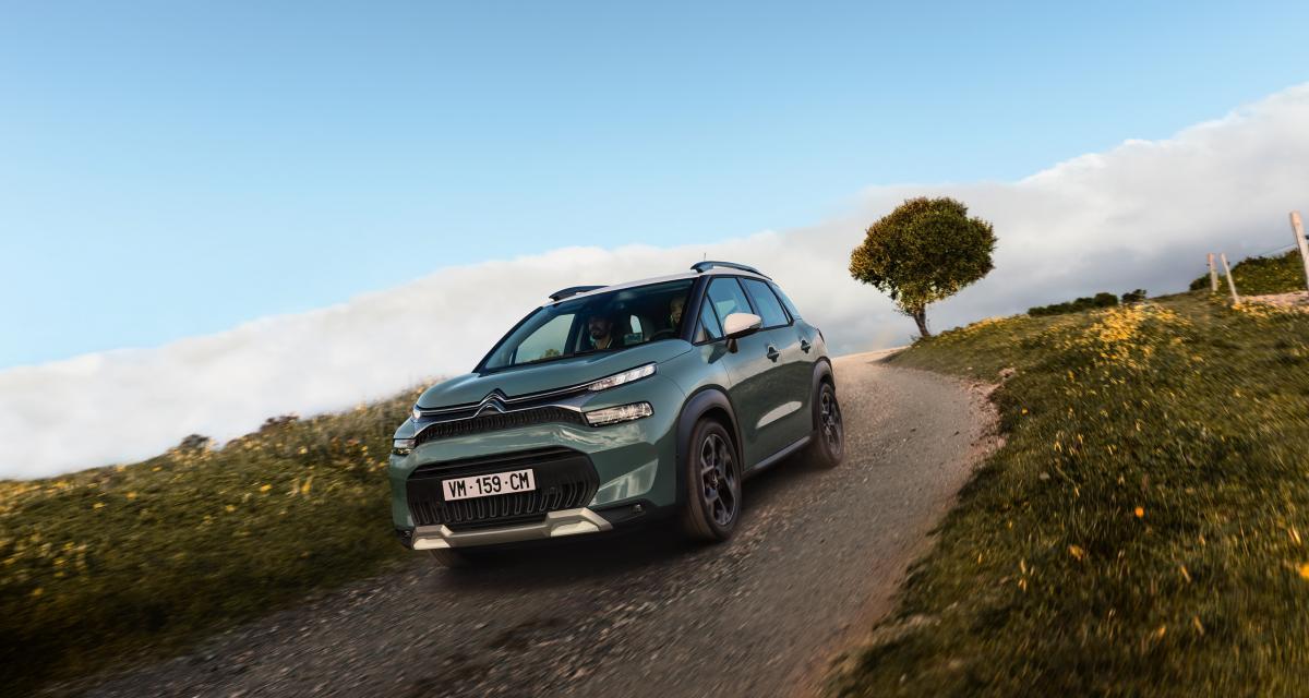 Nouveau Citroën C3 Aircross restylé (2021) : look affûté et confort accru pour le baby SUV