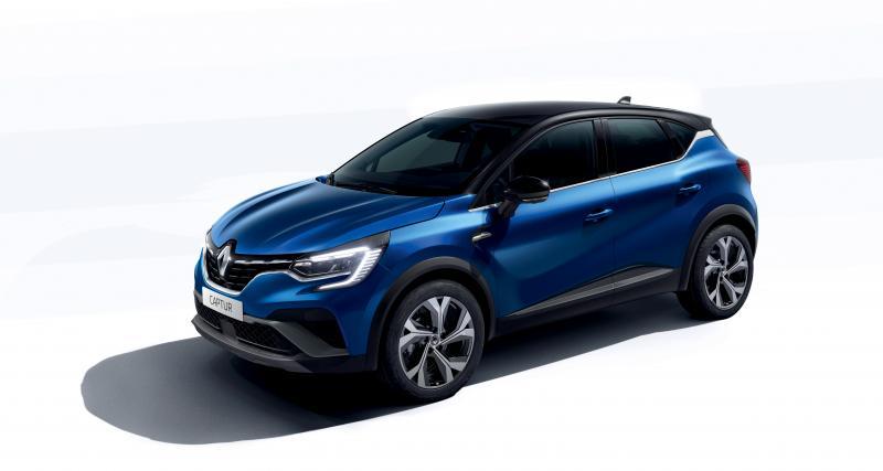 Renault Captur R.S. Line : une nouvelle finition sportive pour le SUV urbain