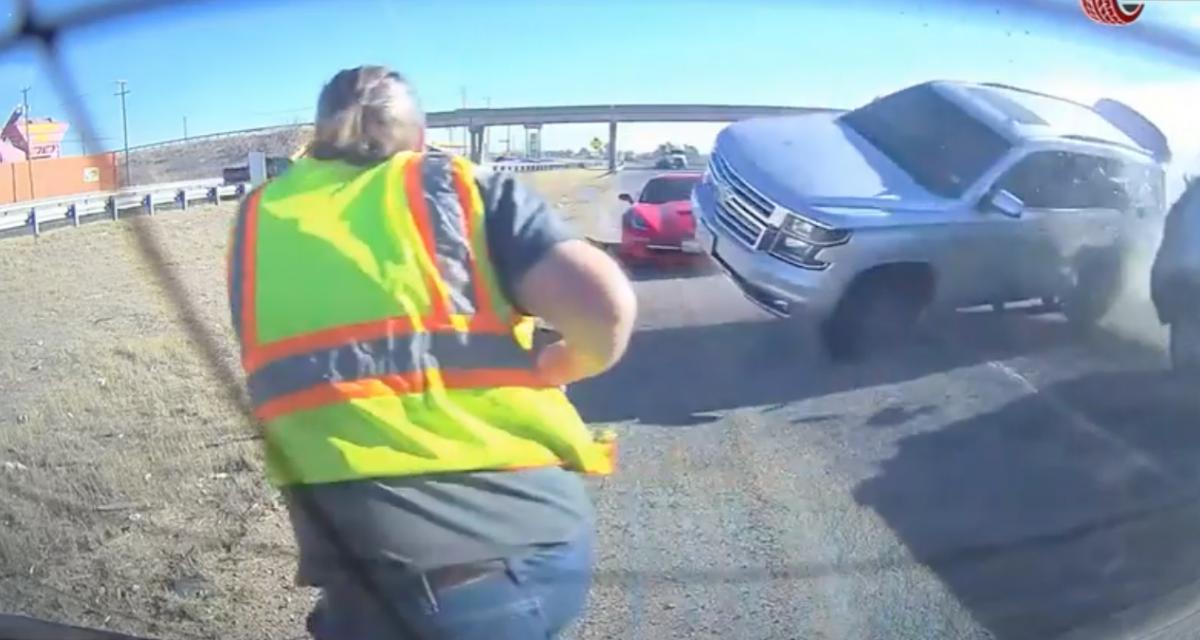 VIDEO - Enfiler un gilet jaune peut vous sauver la vie, mais avoir de bons réflexes est encore plus essentiel