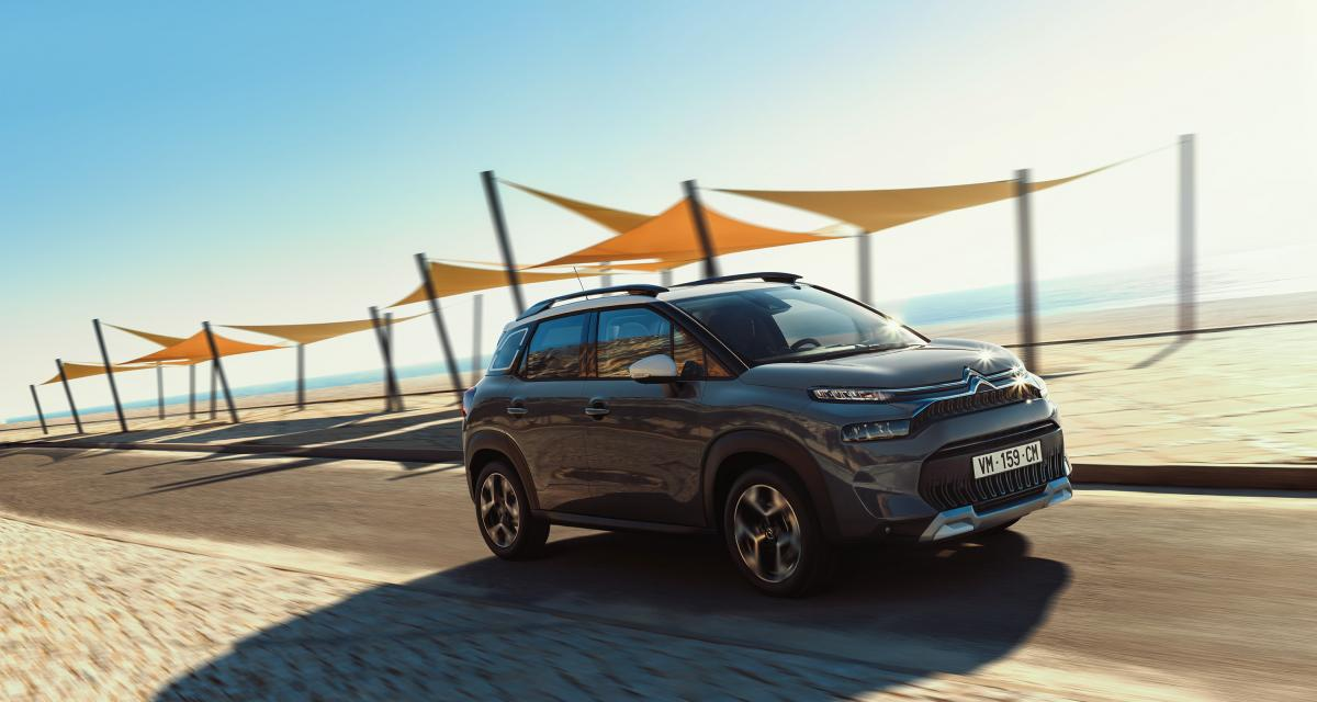 Citroën C3 Aircross : le baby SUV en 3 points