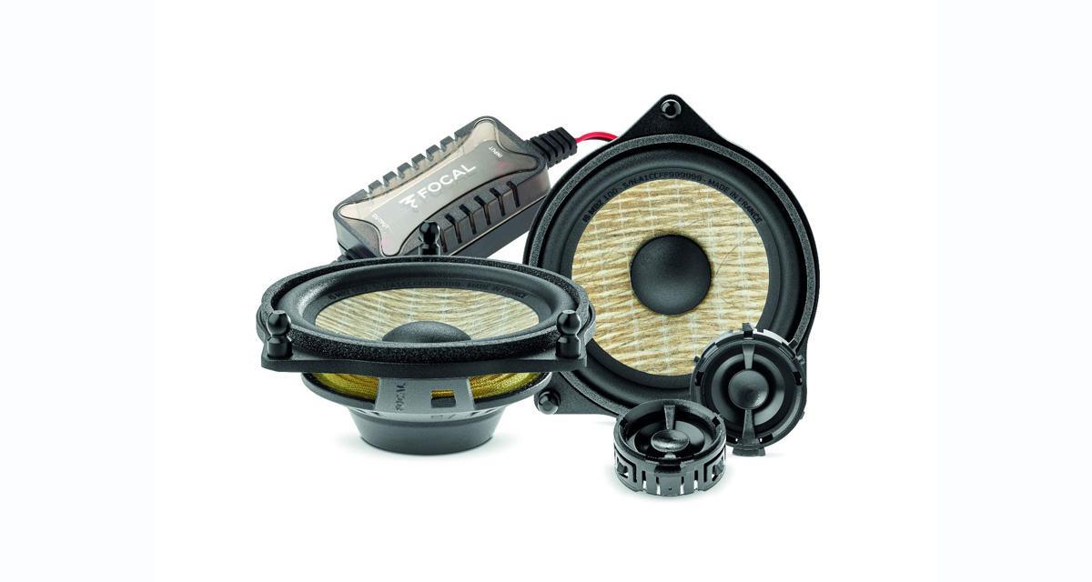 Focal dévoile un kit HP Flax « plug and play » pour les Mercedes