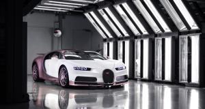 """Bugatti Chiron Sport """"Alice"""" : le cadeau de Saint Valentin ultime à plus de 3M$"""