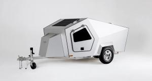 Une remorque digne du Tesla Cybertruck : la Polydrops P17A (2021)