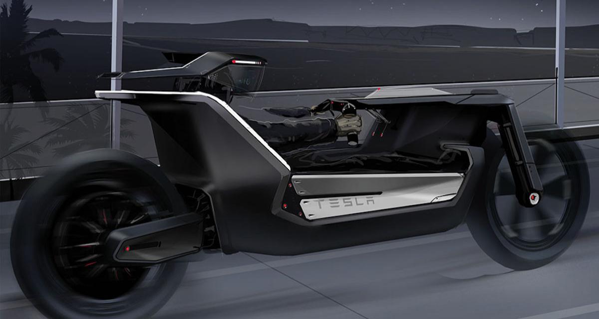 Tesla Model C : bientôt une moto électrique ?