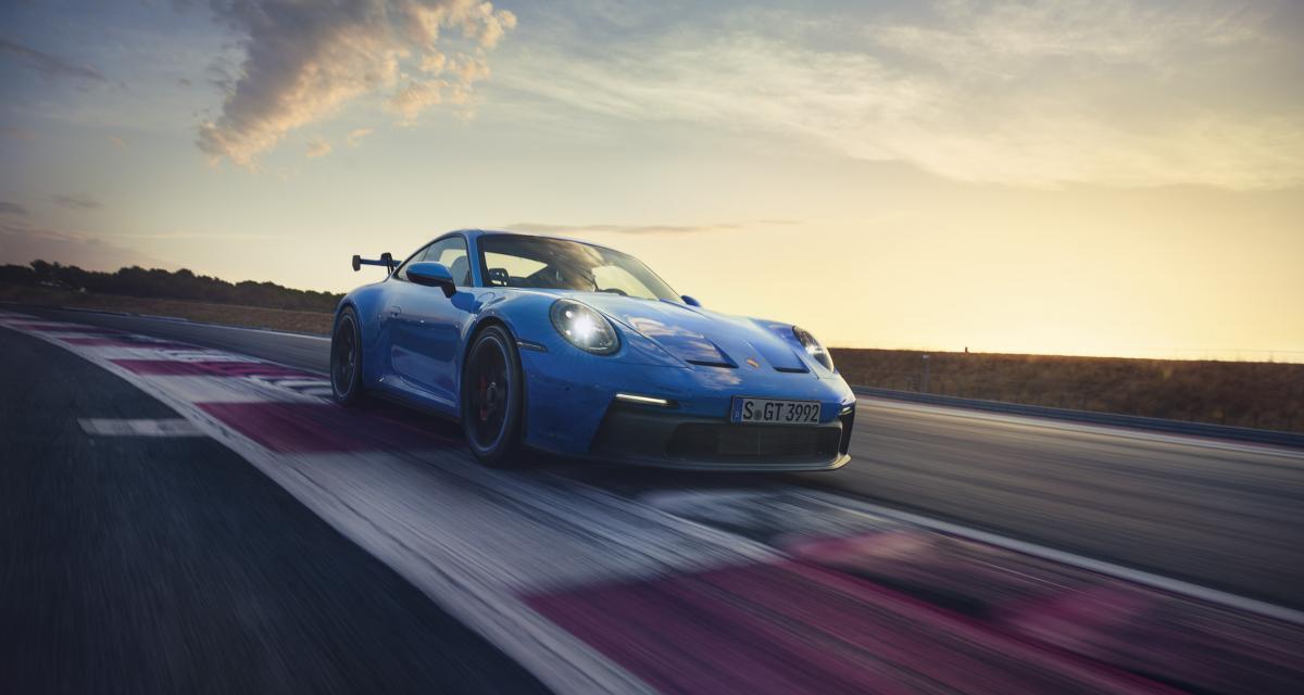 La nouvelle Porsche 911 GT3 type 992 débarque de la planète Motorsport