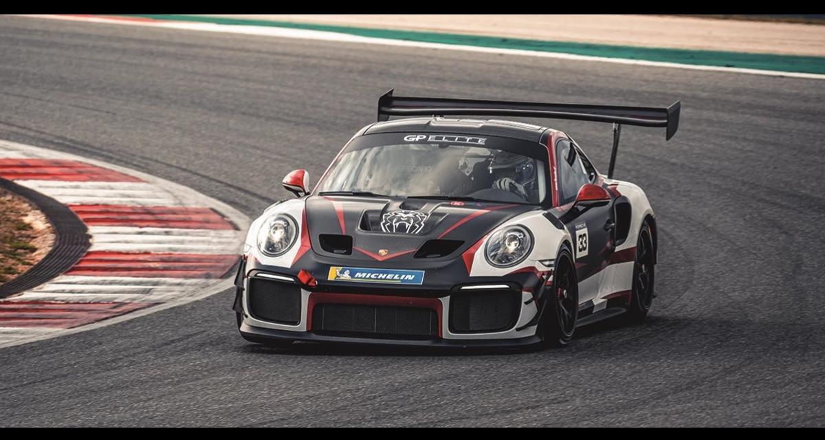 La Porsche 911 GT2 RS de Max Verstappen est à vendre pour la modique somme de 400.000€