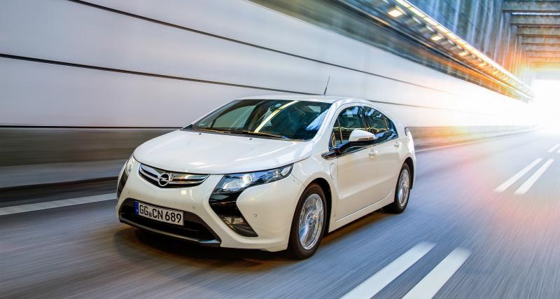 Qui se souvient de l'Opel Ampera, 10 ans après son lancement ?