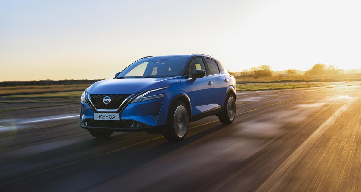 Nouveau Nissan Qashqai (2021) : style et technologie au top pour la 3e génération du best-seller