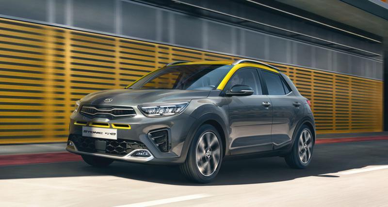 Kia Stonic (2021) : retour du moteur 1.0 T-GDi de 100 ch et deux nouvelles finitions