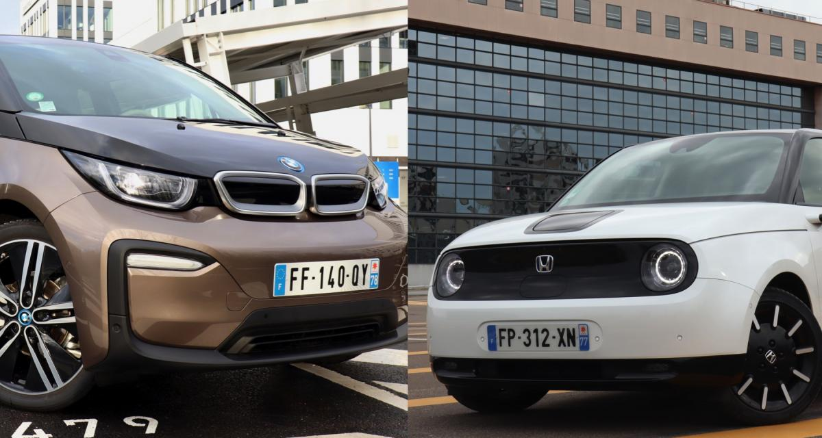 BMW i3 vs Honda e : laquelle choisir en conditions urbaines ?