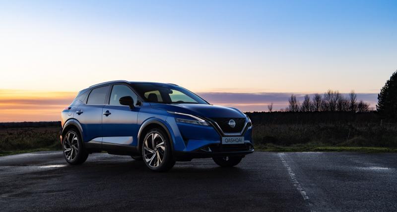Nouveau Nissan Qashqai (2021) : le crossover 3ème génération en 3 points