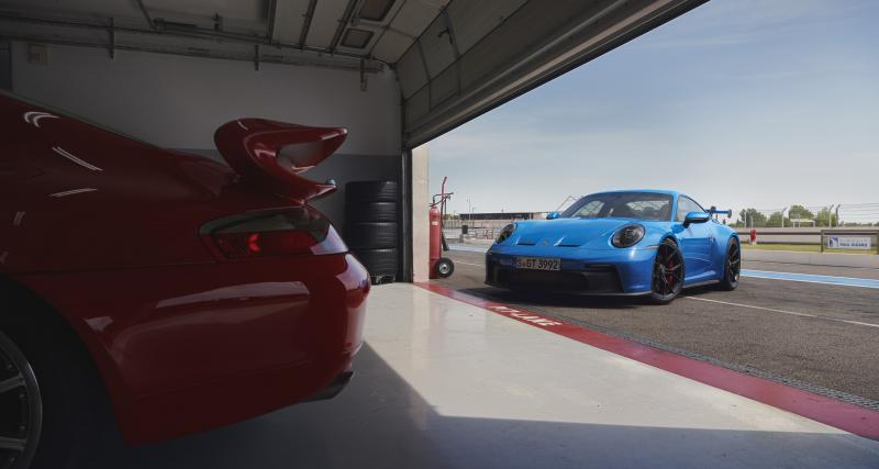 Nouvelle Porsche 911 GT3 (2021) : la sportive allemande en 3 points