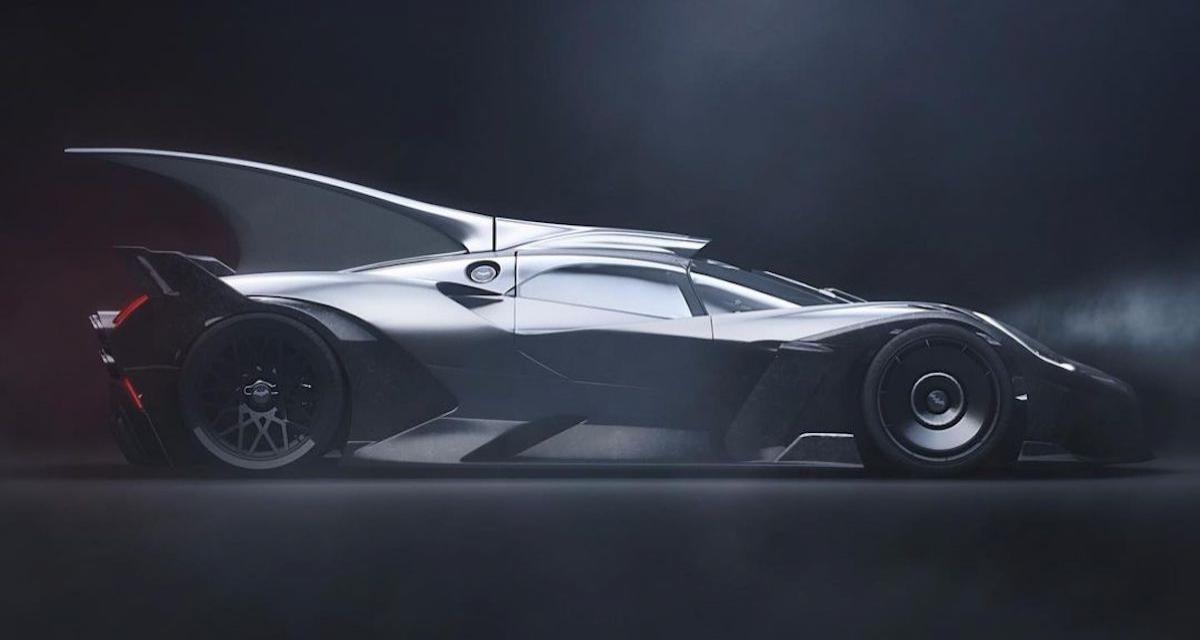 Si la prochaine Batmobile était une Bugatti, ça donnerait quoi ?