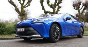 Essai de la nouvelle Toyota Mirai (2021) : et s'il y avait assez de stations hydrogène ?