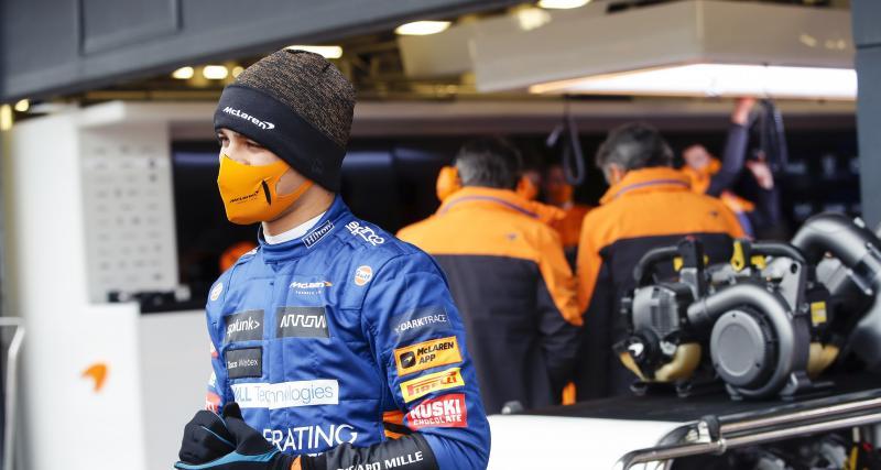 Quel salaire pour Lando Norris chez McLaren en 2021 ?
