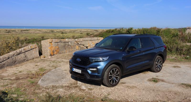 Essai du nouveau Ford Explorer PHEV : les points forts du gros SUV