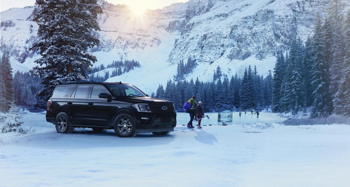 Ford Expedition STX (2021) : que propose un grand SUV en milieu de gamme aux USA ?