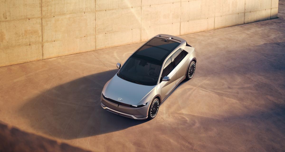 Nouvelle Hyundai Ioniq 5 (2021) : jusqu'à 306 ch et 470 km d'autonomie