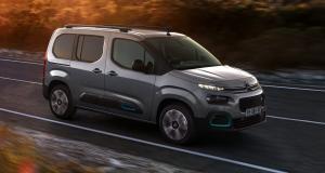Nouveau Citroën ë-Berlingo (2021) : modularité et technologie vont de pair avec électricité