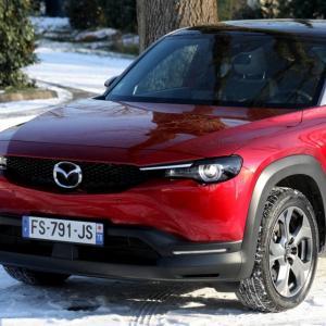 L'oeil de l'expert #1 : découverte du Mazda MX-30
