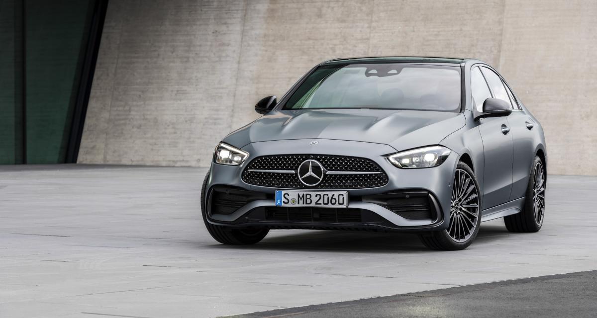Nouvelle Mercedes Classe C (2021) : le segment D premium a-t-il retrouvé sa reine ? - Autonews