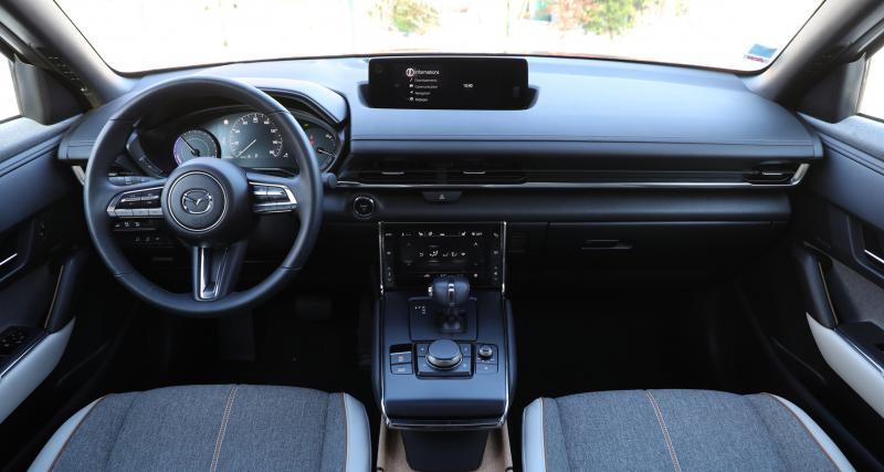 L'oeil de l'expert #4 : connectés avec le Mazda MX-30