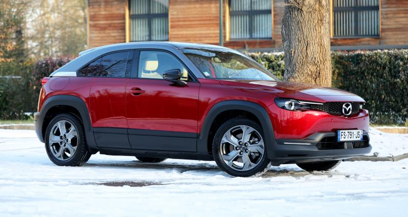 L'oeil de l'expert : le Mazda MX-30 à la loupe