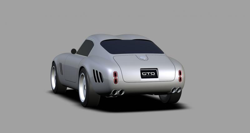 Au coeur du projet, un moteur V12