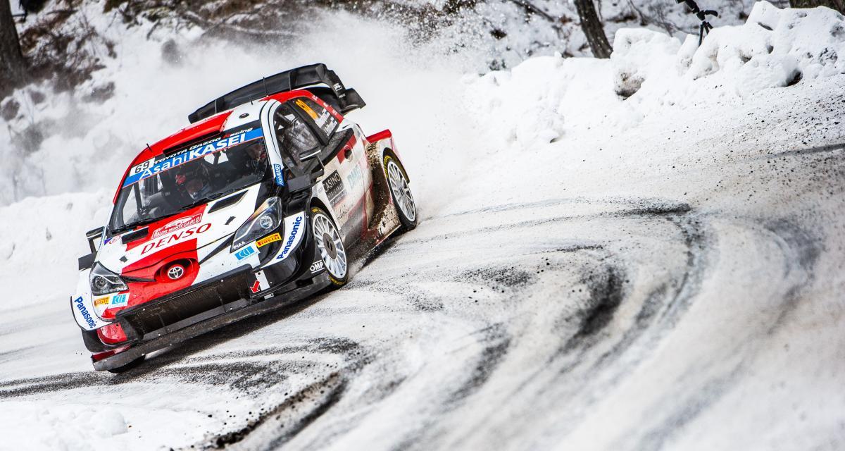 Artic Rally Finland WRC : dates, horaires et chaînes TV