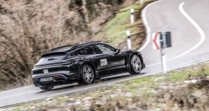 La Porsche Taycan Cross Turismo a déjà fait 25 fois le tour de la Terre !