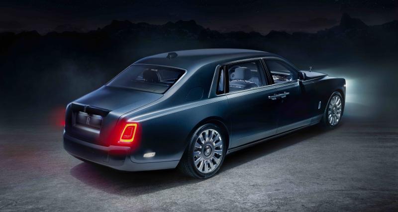 Rolls-Royce Phantom Tempus Collection : quand le luxe se libère de la notion de temps