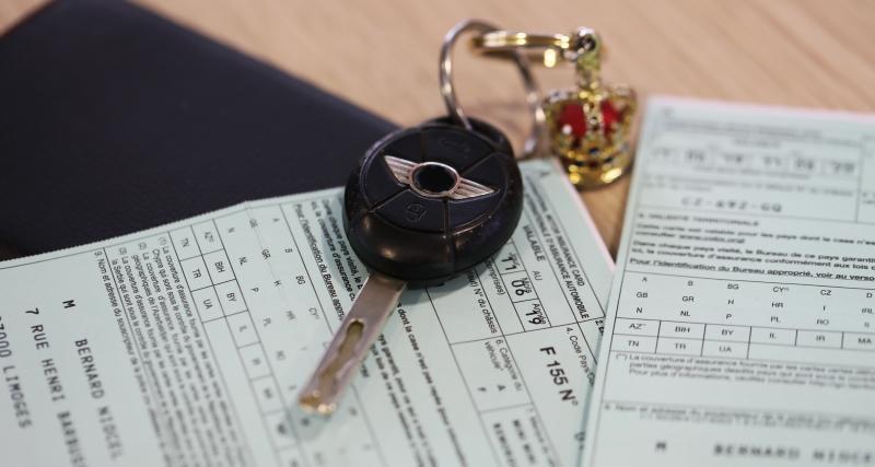 Assurance auto : le prix moyen par constructeur