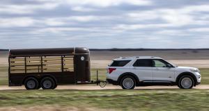 Nouveau Ford Explorer King Ranch Edition : l'engin idéal pour les grands espaces texans