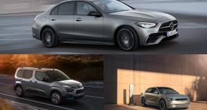 Citroën Berlingo électrique, nouvelle Classe C, Hyundai Ioniq 5… les nouveautés de la semaine en images
