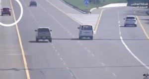 L'idiot du jour : Il loupe sa sortie sur l'autoroute mais revient en marche arrière