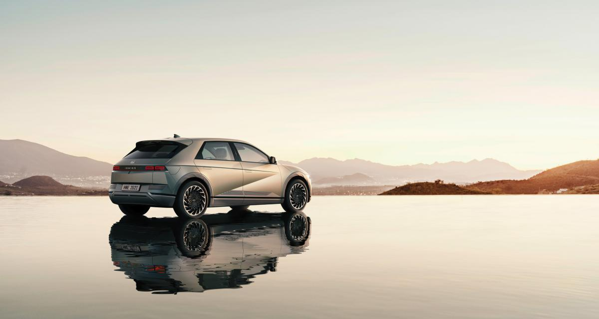 Hyundai Ioniq 5 : le SUV compact 100% électrique en 3 points