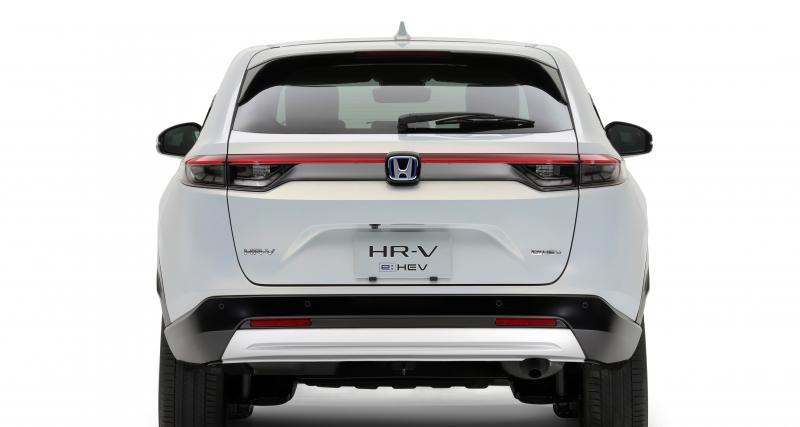 Une motorisation exclusivement hybride