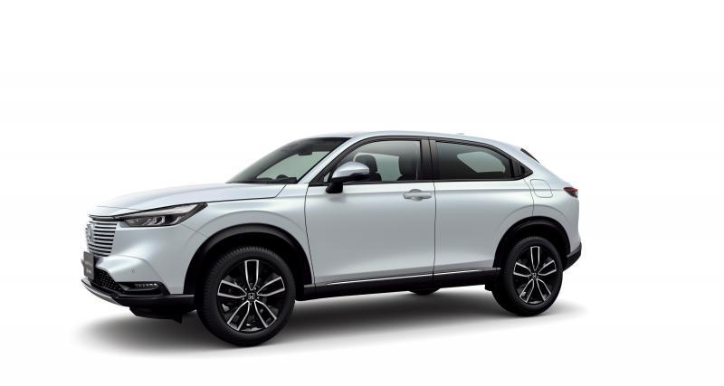 Honda HR-V (2021) : le nouveau SUV, hybride ou hybride