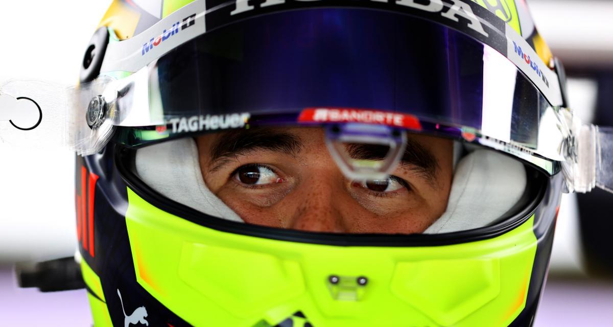 F1 : quel salaire pour Sergio Perez chez Red Bull en 2021 ?