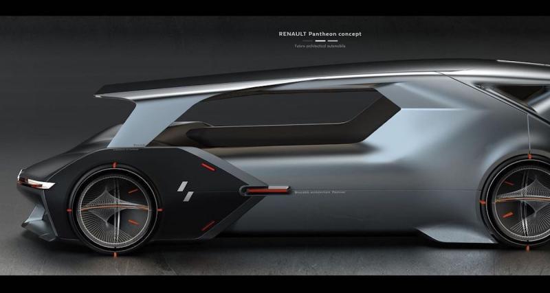 Un concept-car plausible