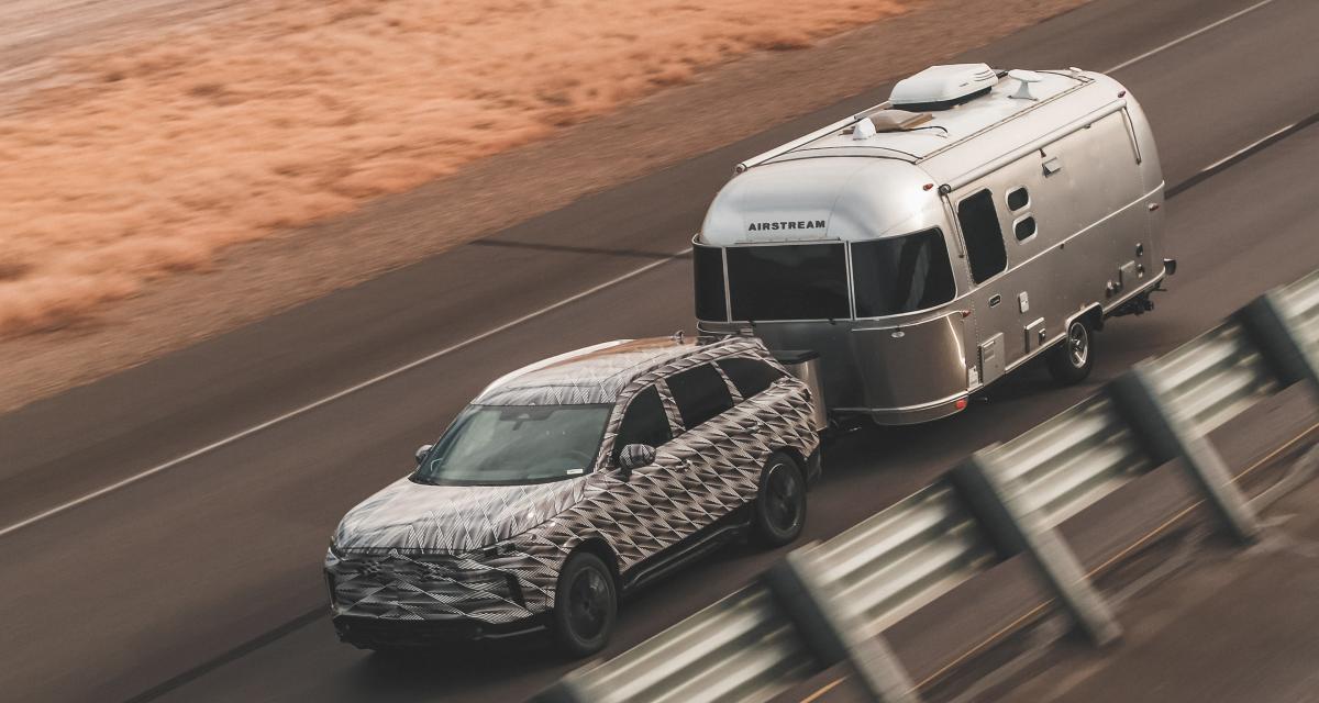 Nouvel Infiniti QX60 (2022) : le SUV capable de remorquer 2,8 tonnes