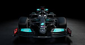 F1 - Mercedes W 12 E Performance : les photos de la monoplace d'Hamilton et Bottas pour 2021