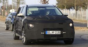 Le futur Kia Niro (2022) aperçu en Allemagne, les photos du cousin du Hyundai Ioniq