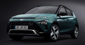 Nouveau Hyundai Bayon (2021) : un SUV destiné au marché européen