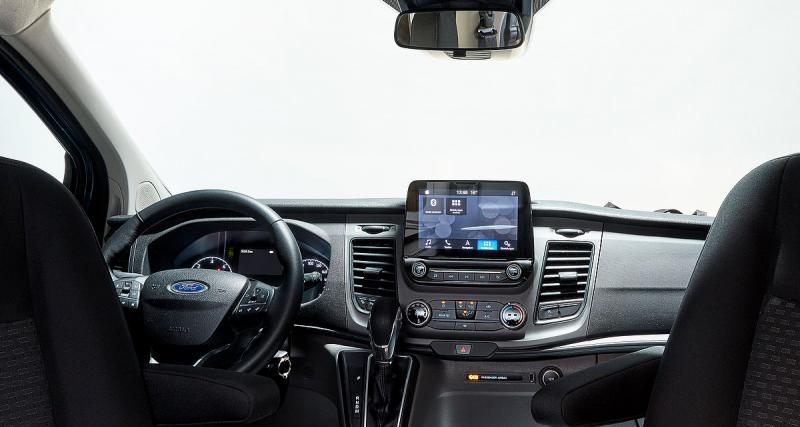 Performances et équipement : pack Ford